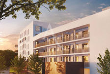 Appartement T3 duplex 78m² à Bordeaux avec terrasse de 39m² 361000 Bordeaux (33000)
