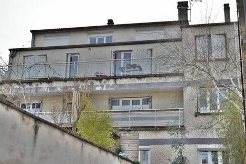 Immeuble de rapport 14 appartements 840000 Brive-la-Gaillarde (19100)