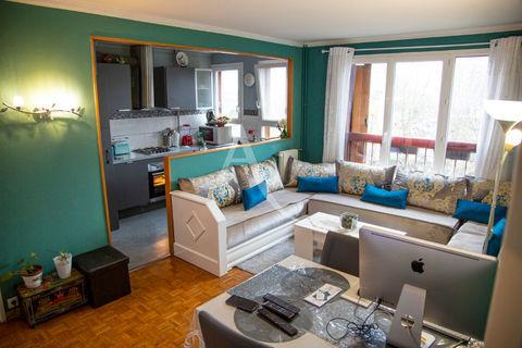 Appartement 3 pièce(s) 57,43 m² 331000 Châtillon (92320)