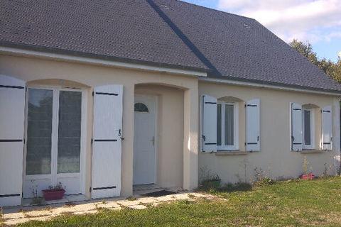 Maison  4 pièce(s) 84 m2 712 La Chapelle-Blanche-Saint-Martin (37240)