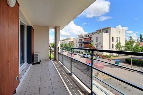 ESSEY LES NANCY : appartement avec TERRASSE ET GARAGE en vente 235000 Essey-lès-Nancy (54270)