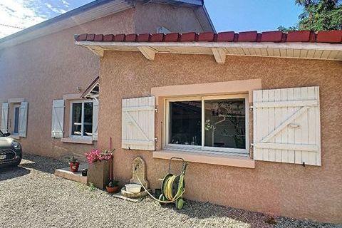 Maison Charvieu-Chavagneux (38230)