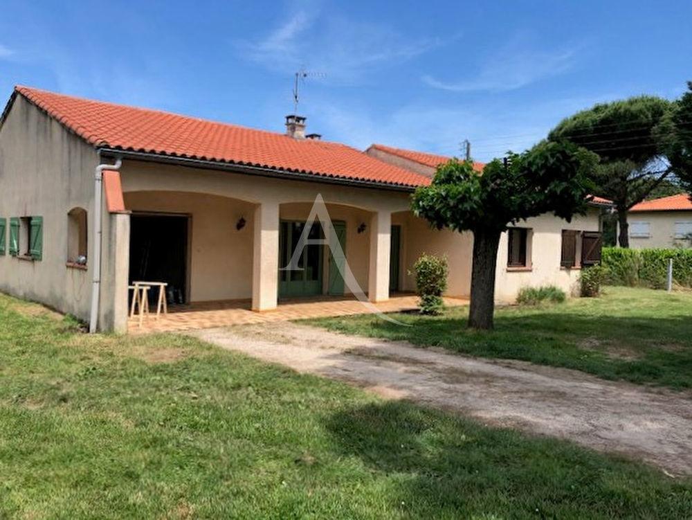 Location Maison PECHBONNIEU : MAISON T4, avec  garage et jardin Pechbonnieu