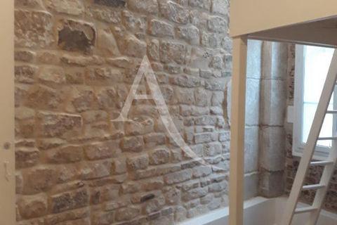 Joli studio 22,58 m² - JOURDAIN 894 Paris 20