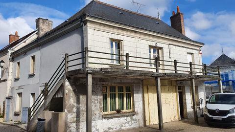 Vente Maison Tauxigny (37310)