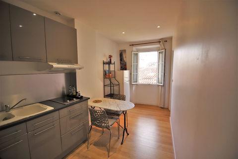Appartement Hyères 2 pièces 38 m2 600 Hyères (83400)