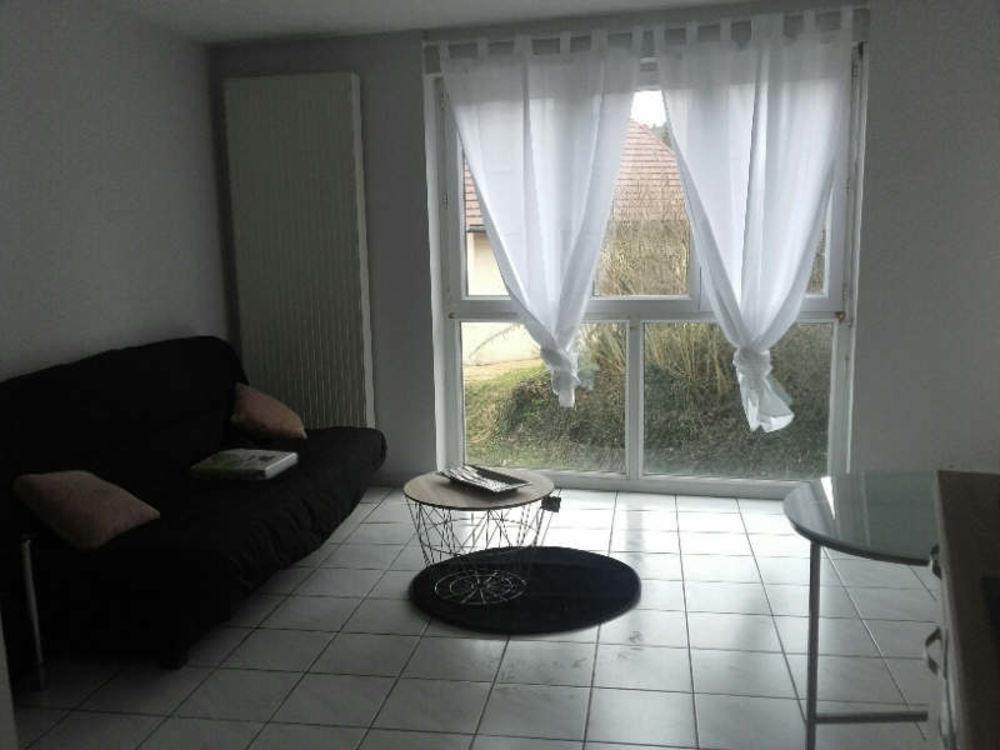 Location Appartement STUDIO MEUBLE OYONNAX - 1 pièce - 21.37 m² Oyonnax