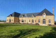 Demeure de prestige de 945 m², 10 chambres, 8200 m² de terrain. 1995000 Montenay (53500)