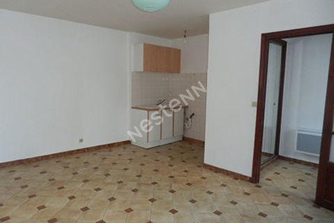 Appartement de type 2 à louer à Loches 395 Loches (37600)
