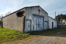 NOTRE DAME DE RIEZ - Entrepôt / local industriel -  270 m2 234000 85270 Notre dame de riez