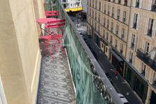 3 pièces avec balcon filant exposé plein Sud ! 1450 Paris 10