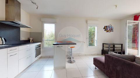 Appartement Viry 3 pièce(s) 56.60 m2 1350 Viry (74580)