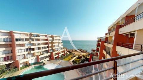 Appartement Sète 2 pièces 36 m² 232000 Sète (34200)