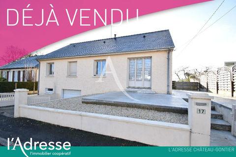 Maison 3 chambres avec vie de plain pied - Quelaines Saint Gault 164500 Quelaines-Saint-Gault (53360)