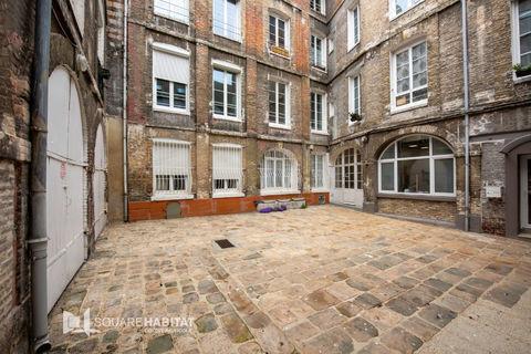 Appartement Dieppe 2 pièce(s) 107500 Dieppe (76200)