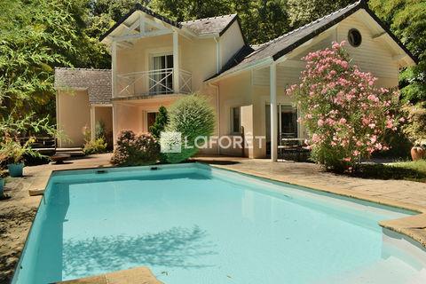 Maison sur les hauteurs de Brive avec piscine 365000 Brive-la-Gaillarde (19100)