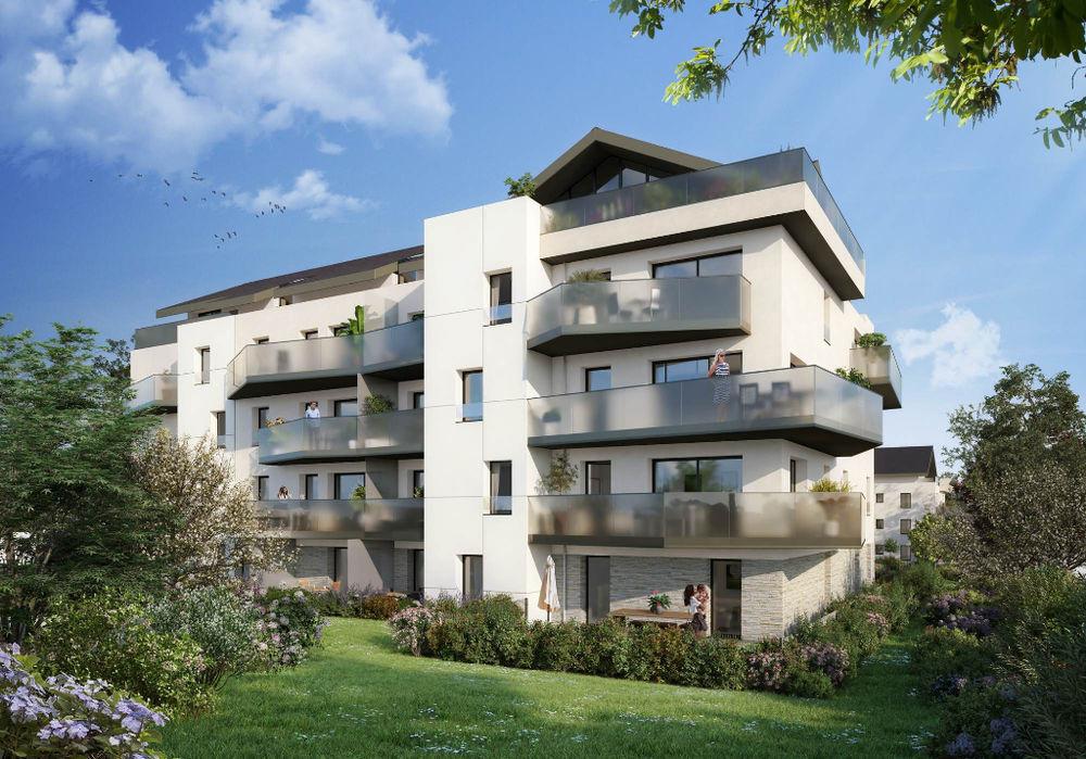 Vente Appartement Appartement  2 pièce(s) 46.81 m2 Divonne les bains