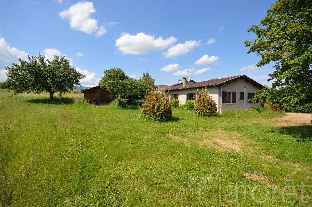 Vente Maison Plain-pied  au calme jolie vue Belleville en beaujolais