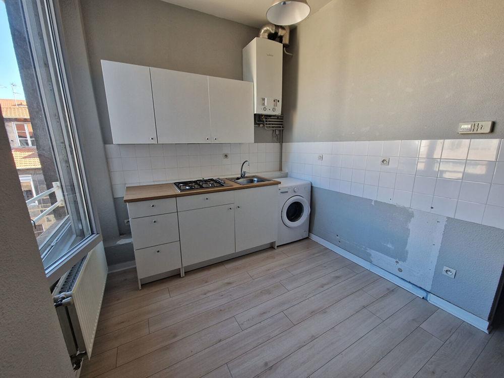 Location Appartement SAINT-ETIENNE / Centre ville/ 11 rue de la république / F2 42m² Saint etienne