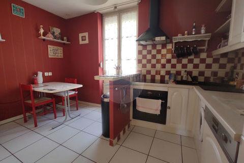 Vente d'un appartement T5 (89 m²) à CHALON SUR SAONE 149900 Chalon-sur-Saône (71100)