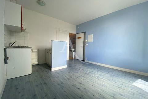 Appartement PERIGUEUX - 2 pièces- 27.32 m2 334 Périgueux (24000)