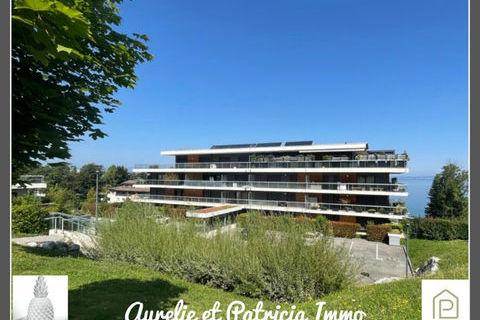 EVIAN-LES-BAINS Appartement  T2 47m2  avec terrasse plein sud Calme et standing 228000 Évian-les-Bains (74500)