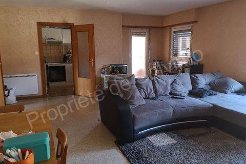 Appartement Niderviller 595 Niderviller (57565)