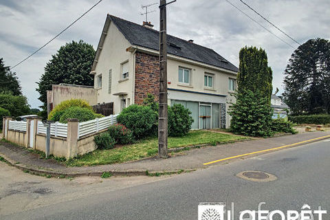 Maison Guer 6 pièce(s) 278 m² terrain 1973 m² 298000 Guer (56380)