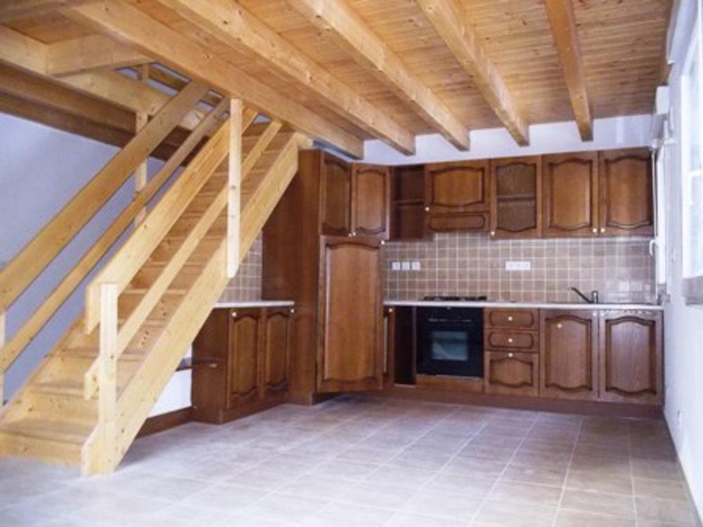 Location Appartement Appartement Cluses 2 pièce(s) en duplex 34 m2 Cluses