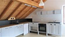 Appartement Chezery Forens 3 pièce(s) 80.23 m2 590 Chézery-Forens (01200)