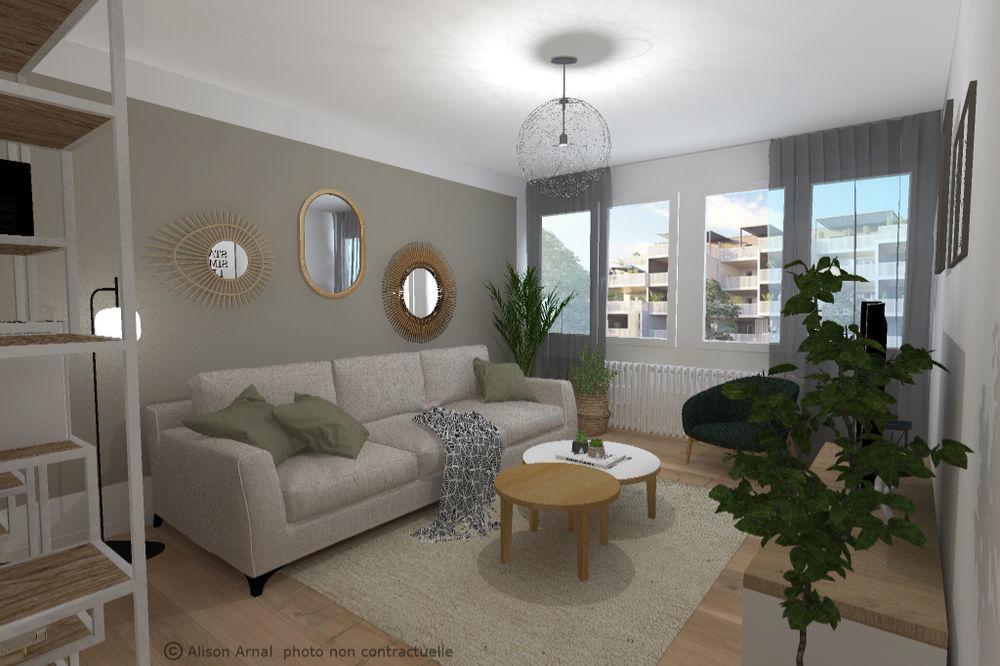 Vente Appartement Appartement T4 - Chenôve Mairie (CHENÔVE - Mairie) Chenove