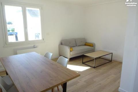 ST NAZAIRE, Appartement 1er étage, Entièrement rénové, Petit T2, 30m². 131810 Saint-Nazaire (44600)