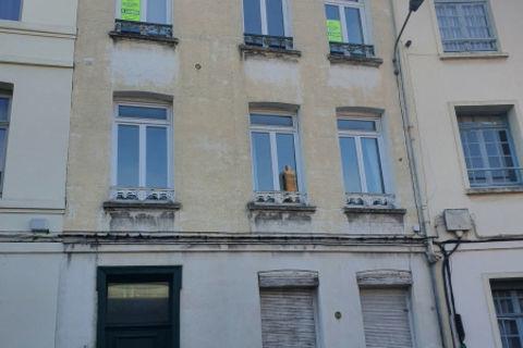 LOCATION DOUAI COEUR DE VILLE :  T2. Libre de suite. 420 Douai (59500)