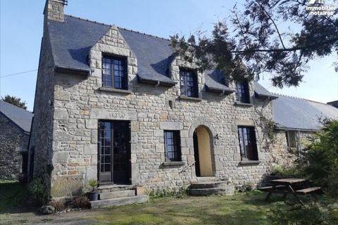 Jolie maison en pierre en campagne de SAINT POTAN 207500 Saint-Pôtan (22550)