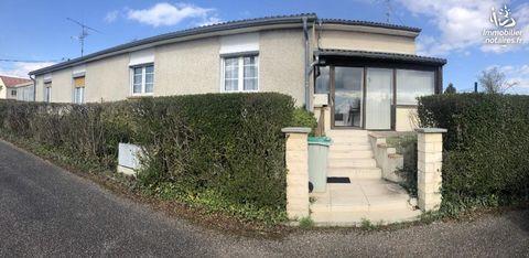 Maison d'habitation 159000 Verdun (55100)