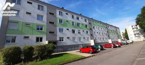 ORVAULT Plaisance - Appartement T3 de 62,87 m² avec cave et balcon Sud 156766 Orvault (44700)