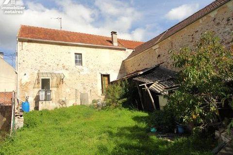 Proche GARE Maison à rénover de 74 m² de type 4 avec terrain 77000 Nesles-la-Montagne (02400)