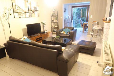 A vendre LA CAVALE BLANCHE  Maison  4 chambres + Bureau 250000 Brest (29200)