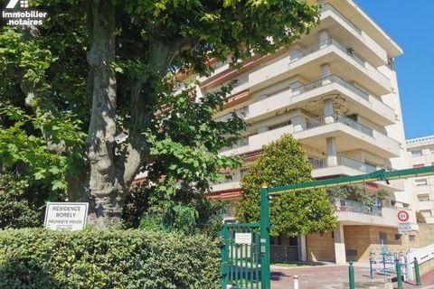 GARAGE FERME EN SOUS SOL  RESIDENCE « BORELY », 556 à 566 avenue du Prado, 13008 MARSEILLE 25000 Marseille 8