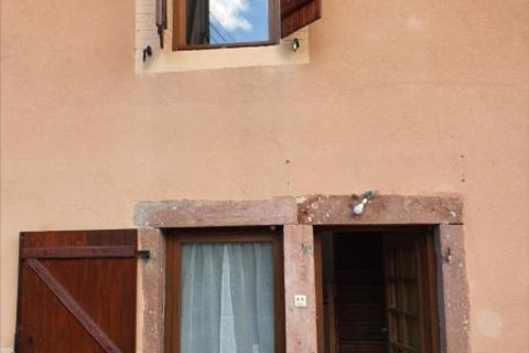 Appartement T3 en duplex, entrée individuelle 420 Vagney (88120)
