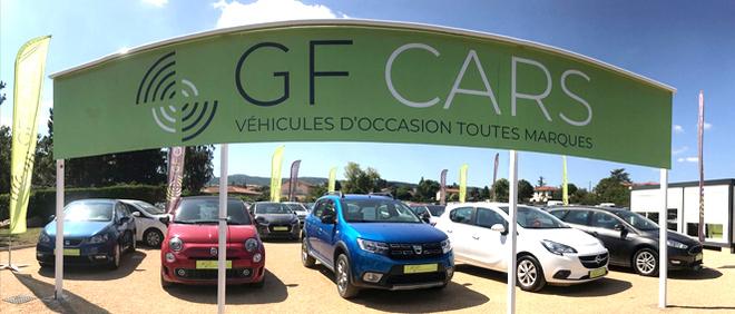 GF CARS, concessionnaire 69