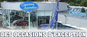 SA CHANTONNAY AUTOMOBILES, concessionnaire 85