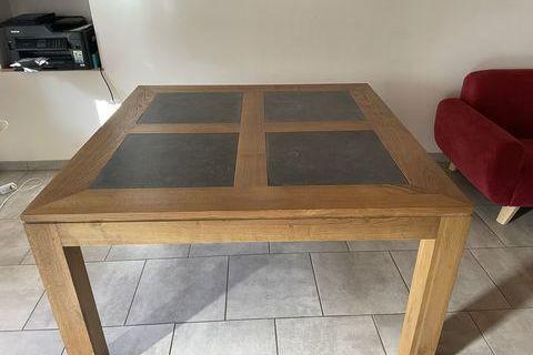 TABLE CHENE MASSIF 380 Bruyères-et-Montbérault (02860)
