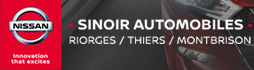 NISSAN SINOIR AUTOMOBILES