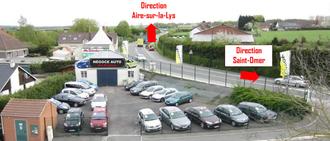NEGOCE AUTO DES BRUYERES, concessionnaire 62