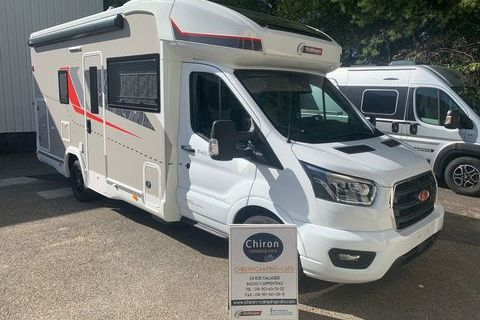 CHALLENGER Camping car 2022 occasion Carpentras 84200