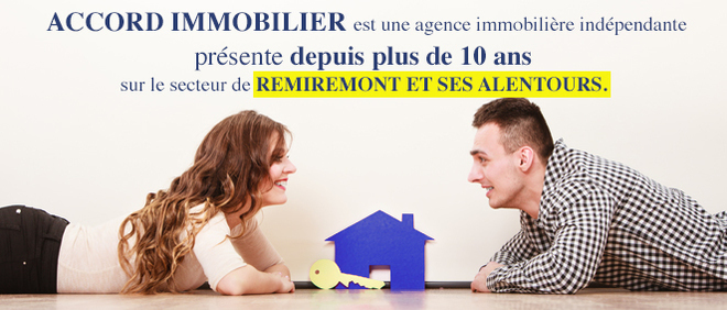 ACCORD IMMOBILIER, agence immobilière 88