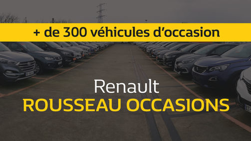 ROUSSEAU CERGY PONTOISE, concessionnaire 95