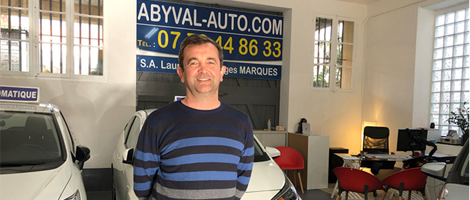 ABYVAL AUTO, concessionnaire 13