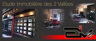 L'ETUDE IMMOBILIERE DES 2 VALLEES, agence immobilière 51